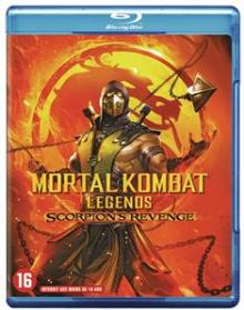 ANIMATION  - BRD MORTAL KOMBAT LEGENDS:.. [BLURAY]