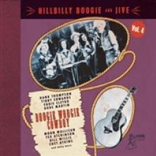 VARIOUS  - CD HILLBILLY BOOGIE AND..