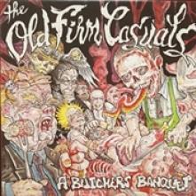 OLD FIRM CASUALS  - VINYL A BUTCHER'S.. -COLOURED- [VINYL]