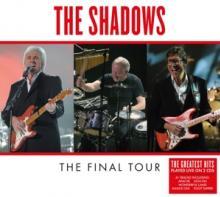 SHADOWS  - 2xCD FINAL TOUR -LIVE-