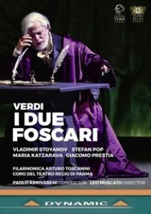 VERDI G.  - DVD I DUE FOSCARI