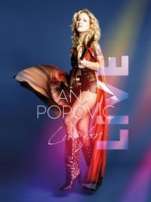 POPOVIC ANA  - DVD LIVE FOR LIVE