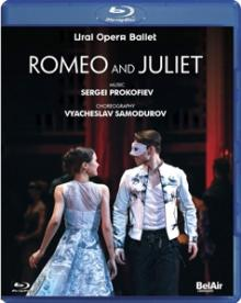 PROKOFIEV SERGEI  - BRD ROMEO AND JULIET [BLURAY]