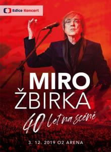 ZBIRKA MIRO  - DVD 40 LET NA SCENE
