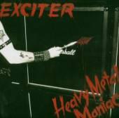 EXCITER  - CD HEAVY METAL MANIAC