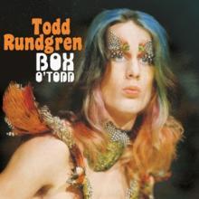 RUNDGREN TODD  - 3xCD BOX O'TODD -LTD-