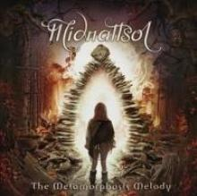 MIDNATTSOL  - CD THE METAMORPHOSIS MELODY