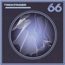 TRICKFINGER  - CD SHE SMILES BECAUSE SHE..