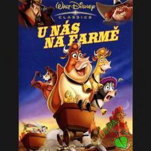 FILM  - DVD U Nás Na Farme ..