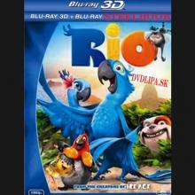 FILM  - BRD Rio - Blu-ray 3D..