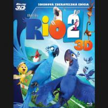 FILM  - BRD RIO 2 - Blu-ray 3D + 2D [BLURAY]
