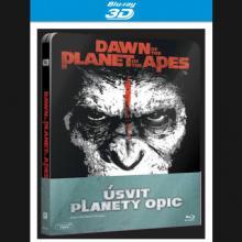 FILM  - BRD Úsvit planety o..