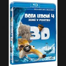 FILM  - Doba ledová 4: Země v pohybu BD3D