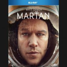 FILM  - BRD Marťan (The Mar..