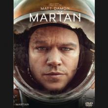 FILM  - DVD Marťan (The Martian) DVD