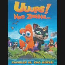 FILM  - DVD UUUPS! NOE ZDRHN..