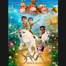 FILM  - DVD Savva: Srdce boj..
