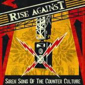 RISE AGAINST  - CD SIREN SONG OF THE COUNTER
