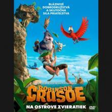 FILM  - DVD Robinson Crusoe:..