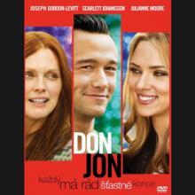 FILM  - DVD Lásky Don Jona ( Don Jon) DVD