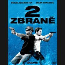 FILM  - DVD 2 ZBRANĚ (2 Guns) Big Face DVD