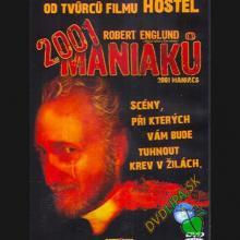 FILM  - DVD 2001 maniaků (2001 Maniacs) DVD