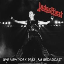 JUDAS PRIEST  - VINYL LIVE NEW YORK ..
