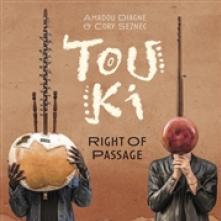 DIAGNE AMADOU & CORY SEZ  - VINYL TOUKI - RIGHT OF PASSAGE [VINYL]