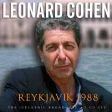 LEONARD COHEN  - CD+DVD REYKJAVIK 1988 (2CD)