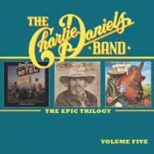 CHARLIE DANIELS BAND  - CD+DVD THE EPIC TRILOGY VOLUME 5 (2CD)