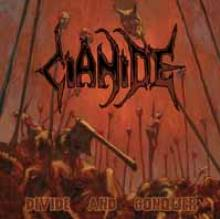 CIANIDE  - CD+DVD DIVIDE AND CONQUER (2CD)