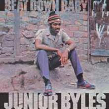 JUNIOR BYLES  - CD+DVD BEAT DOWN BAB..