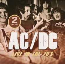 AC/DC  - CD+DVD LIVE IN THE 7..