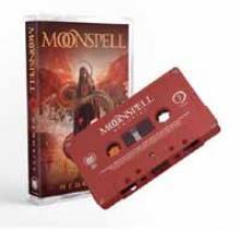 MOONSPELL  - KAZETA MEMORIAL (RED CASSETTE)