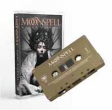 MOONSPELL  - KAZETA NIGHT ETERNAL (GOLD CASSETTE)