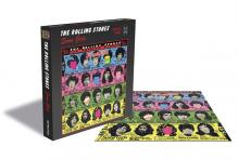 ROLLING STONES  - PUZ SOME GIRLS (500 PIECE JIGSAW PUZZLE)