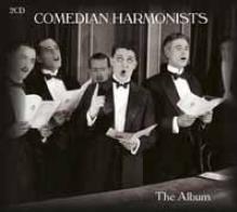 COMEDIAN HARMONISTS  - CD+DVD THE ALBUM (2CD)
