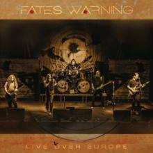 LIVE OVER EUROPE -LP+CD- [VINYL] - supershop.sk