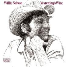 NELSON WILLIE  - VINYL YESTERDAY'S WI..