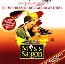 MUSICAL  - CD MISS SAIGON (NL)