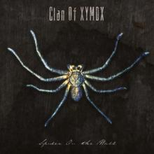 CLAN OF XYMOX  - CD SPIDER ON THE WALL