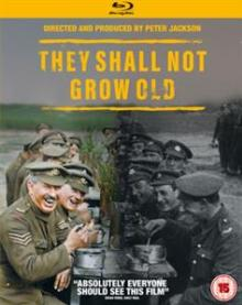 DOCUMENTARY  - BRD THEY SHALL NOT GROW OLD [BLURAY]