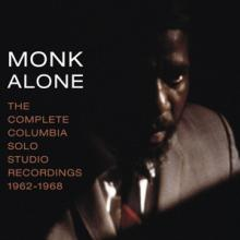 MONK THELONIOUS  - 2xCD MONK ALONE: COM..