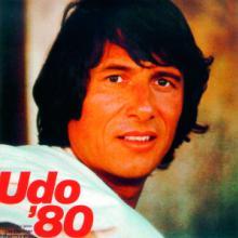 UDO JĂĽRGENS  - CD UDO '80