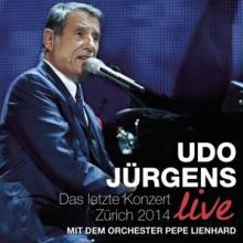 JURGENS UDO  - 2xCD UDO JURGENS - LIVE