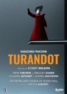 GIACOMO PUCCINI (1858-1924)  - DVD TURANDOT