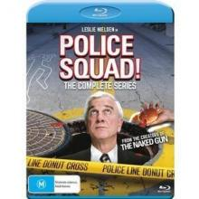 TV SERIES  - BRD POLICE SQUAD - THE.. [BLURAY]