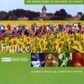 VARIOUS  - CD ROUGH GUIDE TO THE MUSIC OF FRANCE