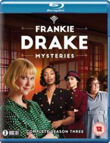 TV SERIES  - 3xBRD FRANKIE DRAKE MYSTERIES.. [BLURAY]