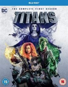 TV SERIES  - BRD TITANS SEASON 1 [BLURAY]